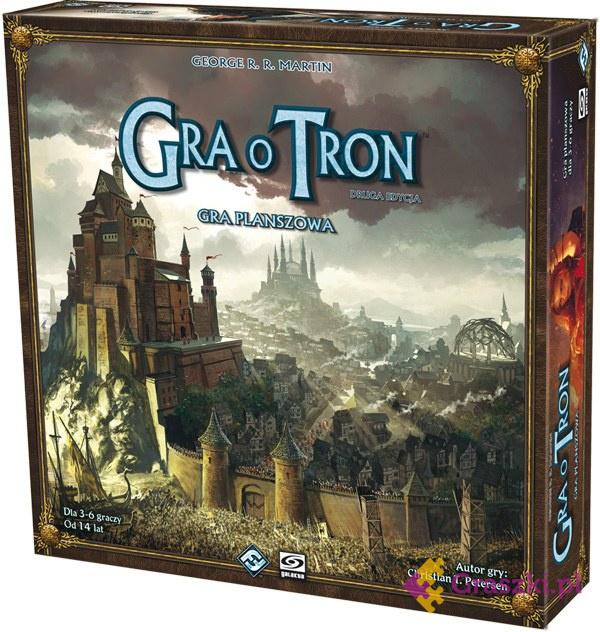 Gra o Tron 2 edycja | Galakata